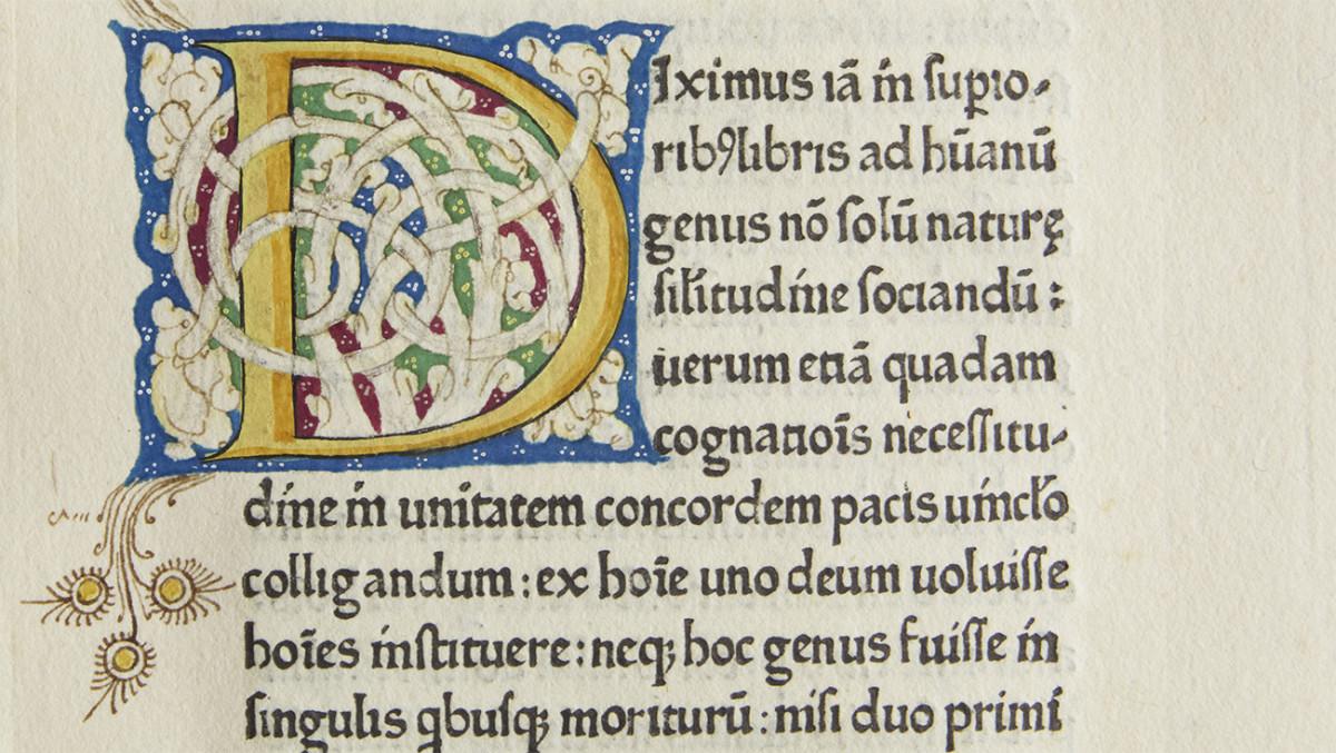 Sweynheym & Pannartz, Subiaco, 1465